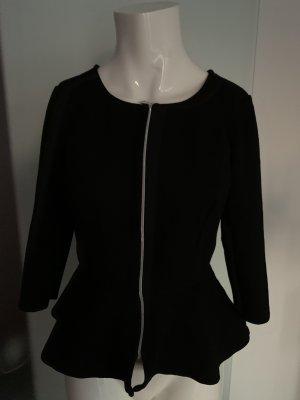 Blazer Jacke mit Reißverschluss von Madeleine Gr 38 M