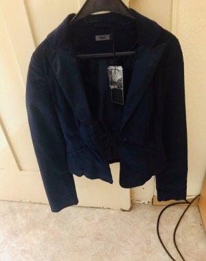 Only Short Blazer dark blue