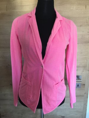 Street One Blazer sweat rosa