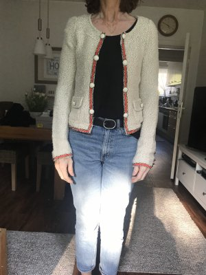 Review Knitted Blazer multicolored