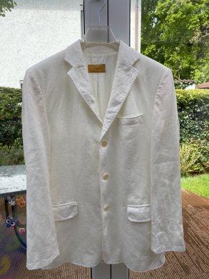 andere Marke Klassischer Blazer blanc
