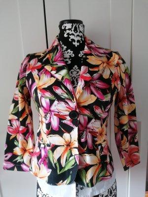 Amisu Blouse Jacket nude-purple