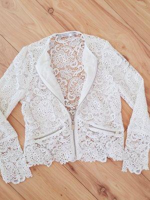 Blazer Jacke Stickerei Zara XS