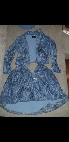Guess Sweat Blazer cornflower blue