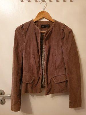 Blazer Jacke von Zara in braun