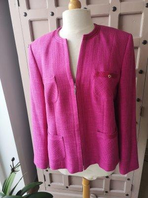 Blazer Jacket Gr 42 Pink Gerry Weber