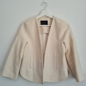 Blazer jacket with wool - Massimo Dutti