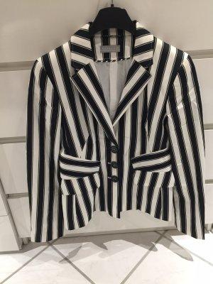 Kapalua Jersey Blazer white-black