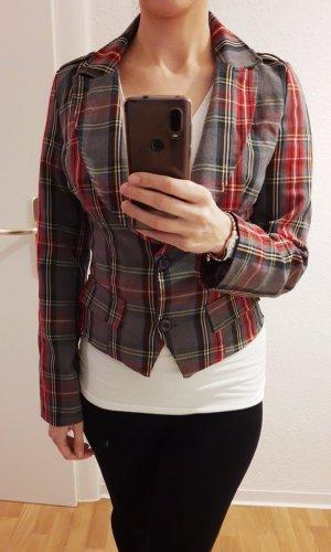keine Blazer en tweed multicolore