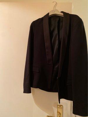 Karl Lagerfeld Smokingblazer zwart