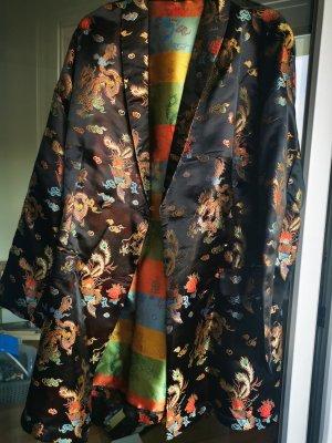 Blazer Kleid mit Drachenmuster