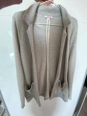 C&A Clockhouse Knitted Blazer light grey