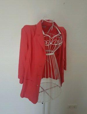 Canda Short Blazer multicolored linen