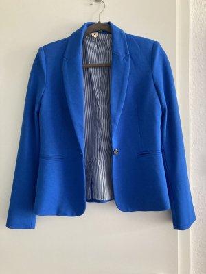 Jersey Blazer neon blue