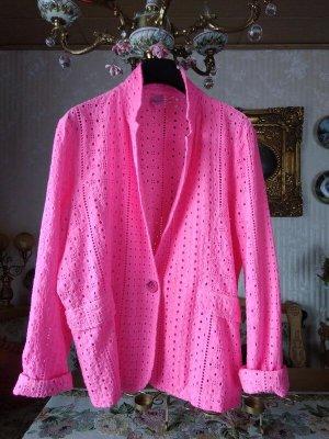 Liberty Blazer sweat fucsia neon-rosa