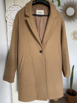 Pull & Bear Pea Coat multicolored