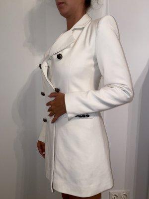 Blazer/Mantel Zara altweiß S