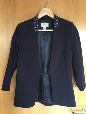 Blazer mit Applikationen