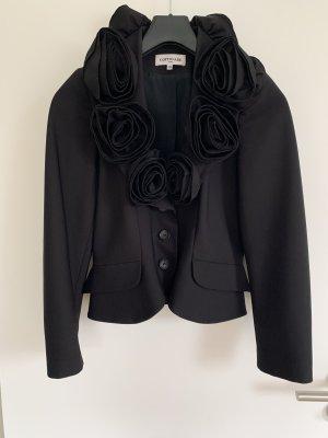Cottonade Short Blazer black