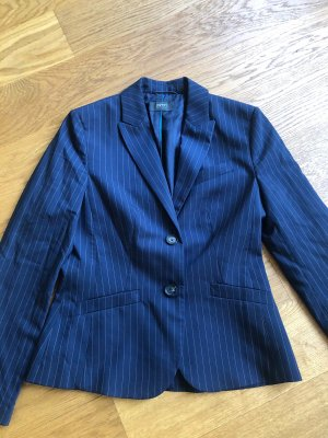 esprit collection Blazer unisex blu scuro
