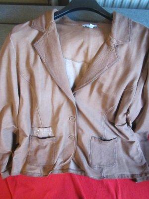 Gina Laura Jersey Blazer multicolored cotton