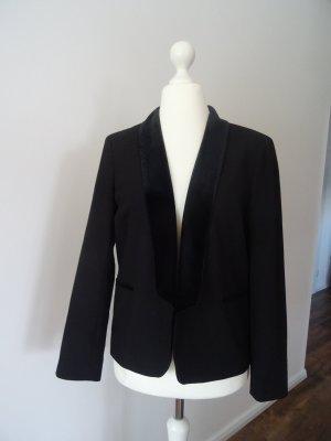 Oasis Tuxedo Blazer black polyester