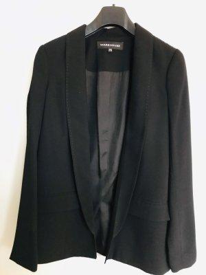 Warehouse Veste de smoking noir polyester