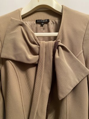 Bonnie Jersey Blazer light brown