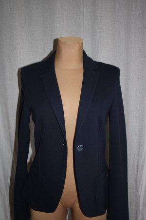Esprit Jersey Blazer dark blue