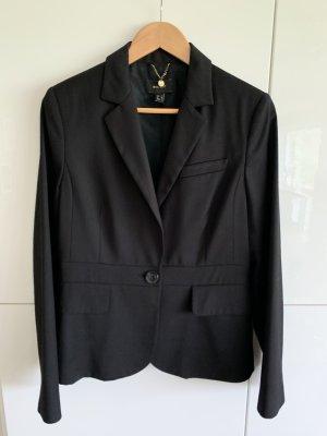 Mango Klassischer Blazer noir