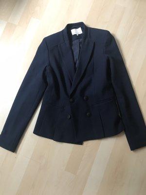 Mint&berry Klassischer Blazer black-dark blue