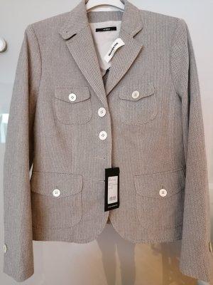Windsor Tweed Blazer black-light grey