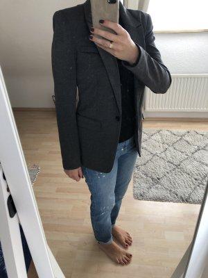 Only Jersey blazer grijs