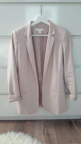 Blazer nude von H&M in 34 hell elegant