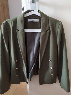 Vero Moda Klassischer Blazer verde oliva