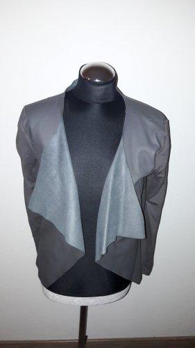 blazer only grau gr. 36 grau