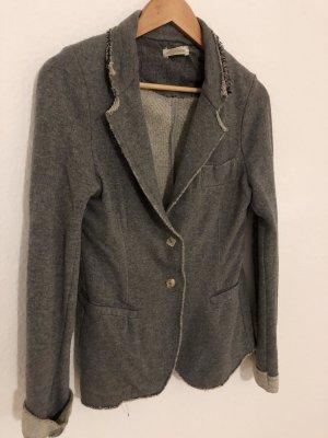 ottod'Ame Blazer de lana gris