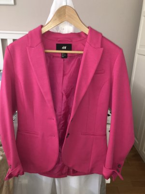 H&M Long Blazer multicolored