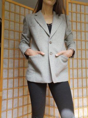 Ralph Lauren Blazer en laine gris clair-gris