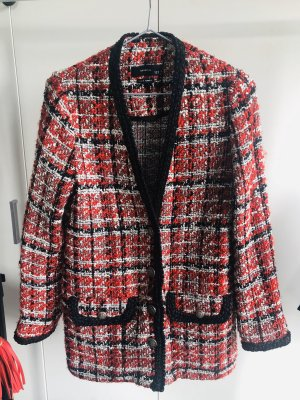 Reserved Knitted Blazer multicolored
