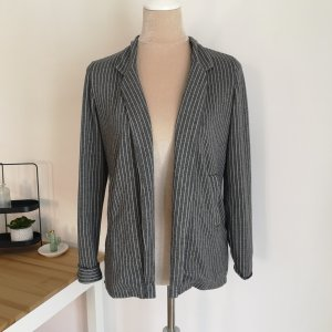 Reserved Jersey blazer wit-donkergrijs