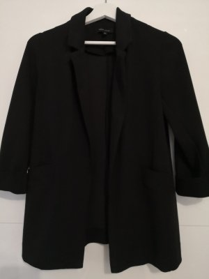 New Look Jersey blazer zwart