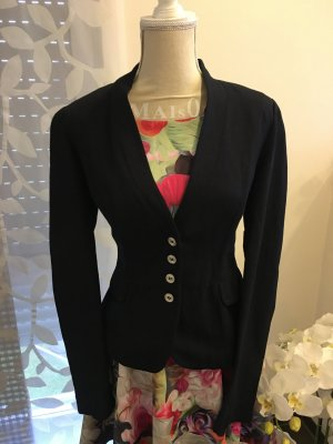 Apanage Blazer black linen