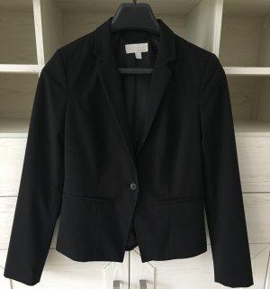 BODY FLIRT Short Blazer black polyester