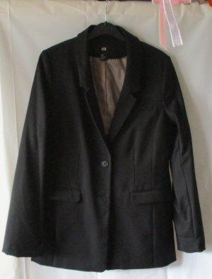Blazer,schwarz, Gr. 40, H&M