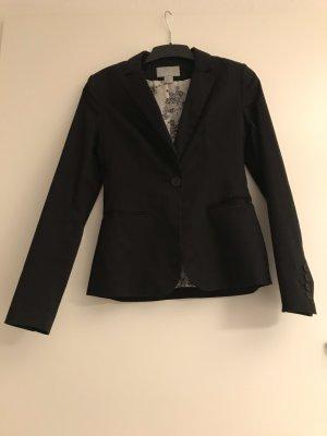Blazer schwarz, H&M 36