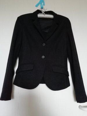 Selection by s.oliver Blazer en laine noir laine