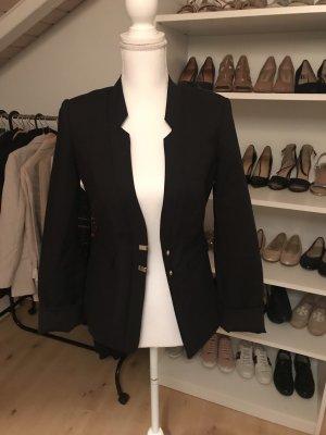 Twin set Long Blazer black