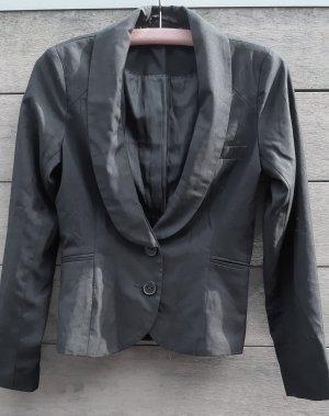 Blazer schwarz von Vero Moda Gr. 34