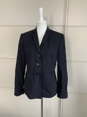 Blazer St.Emile 40 blau Wolle